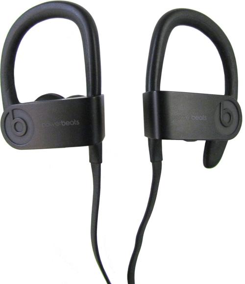 Beats by Dr. Dre Powerbeats3 ML8V2LL/A Wireless Earphones With Mic - Black