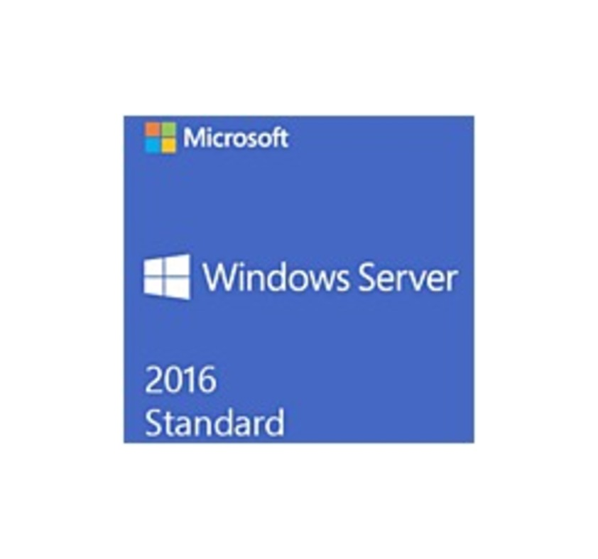 Microsoft Windows Server 2016 Standard Additional License - 16 Core - APOS - English - PC