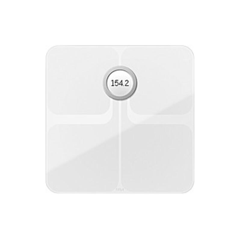Fitbit Aria 2 Wi-Fi Smart Scale - 400 lb - White