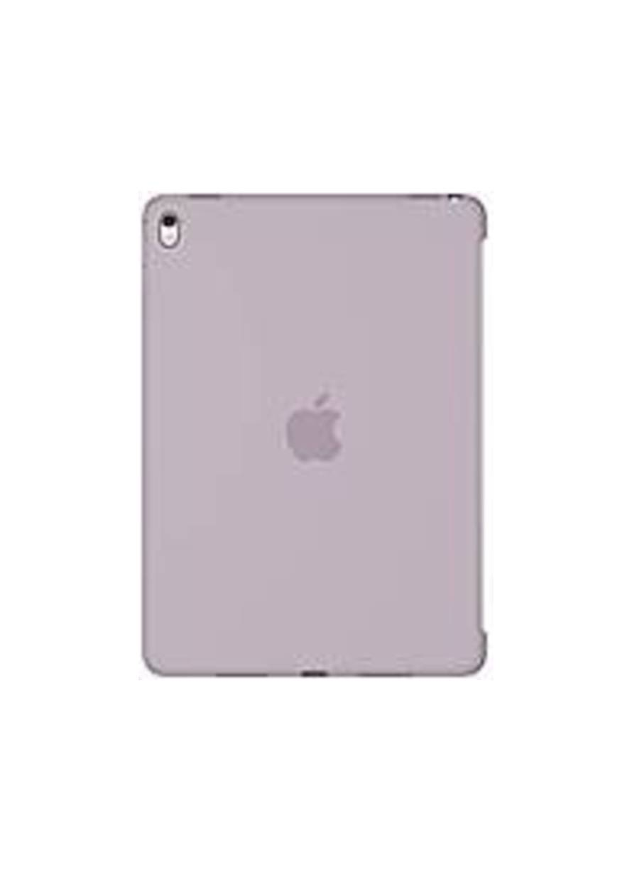 Apple Silicone Case for 9.7-inch iPad Pro - Lavender - iPad Pro - Lavender - Textured - Silky - Silicone, MicroFiber