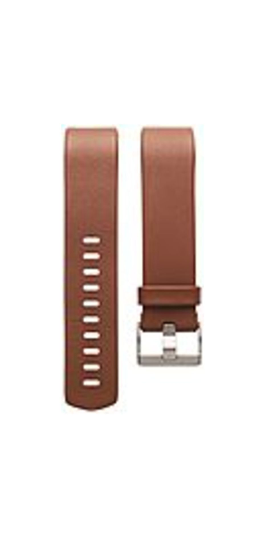Fitbit Smartwatch Band - Cognac - Leather