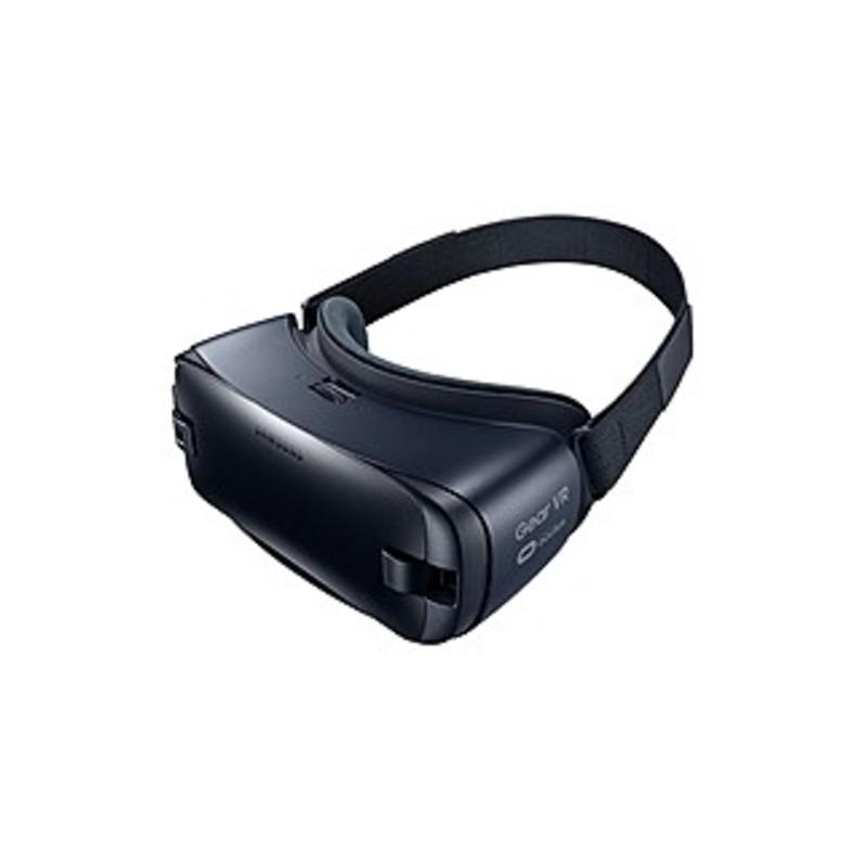 Samsung Gear VR SM-R323NBKAXAR Virtual Reality Glasses - For Smartphone - AMOLED - Blue Black