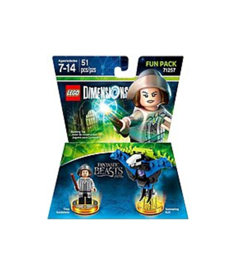 LEGO 883929529667 Dimensions Gaming Figure - Fantastic Beasts Tina Goldstein Fun Pack