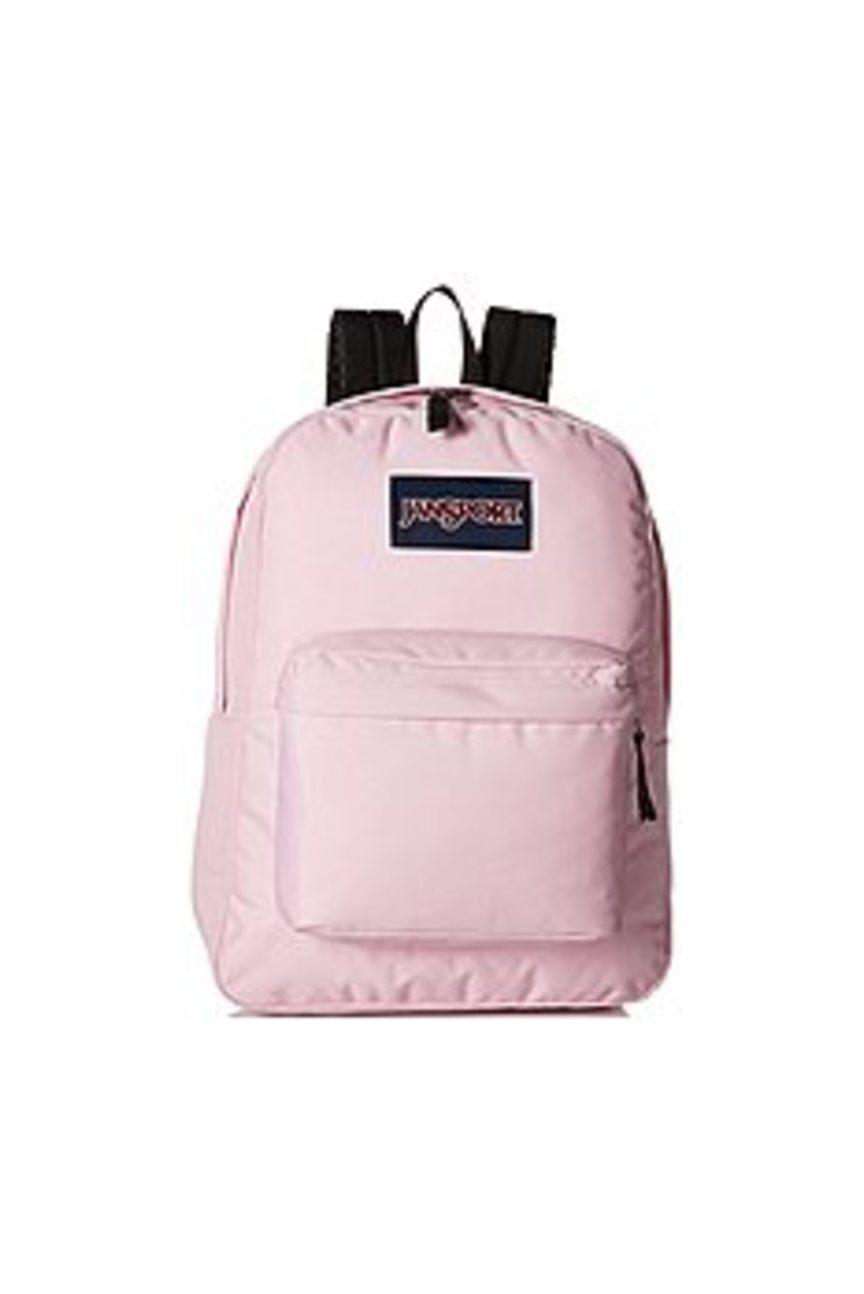JanSport T5013B7 SuperBreak Backpack - Pink Mist