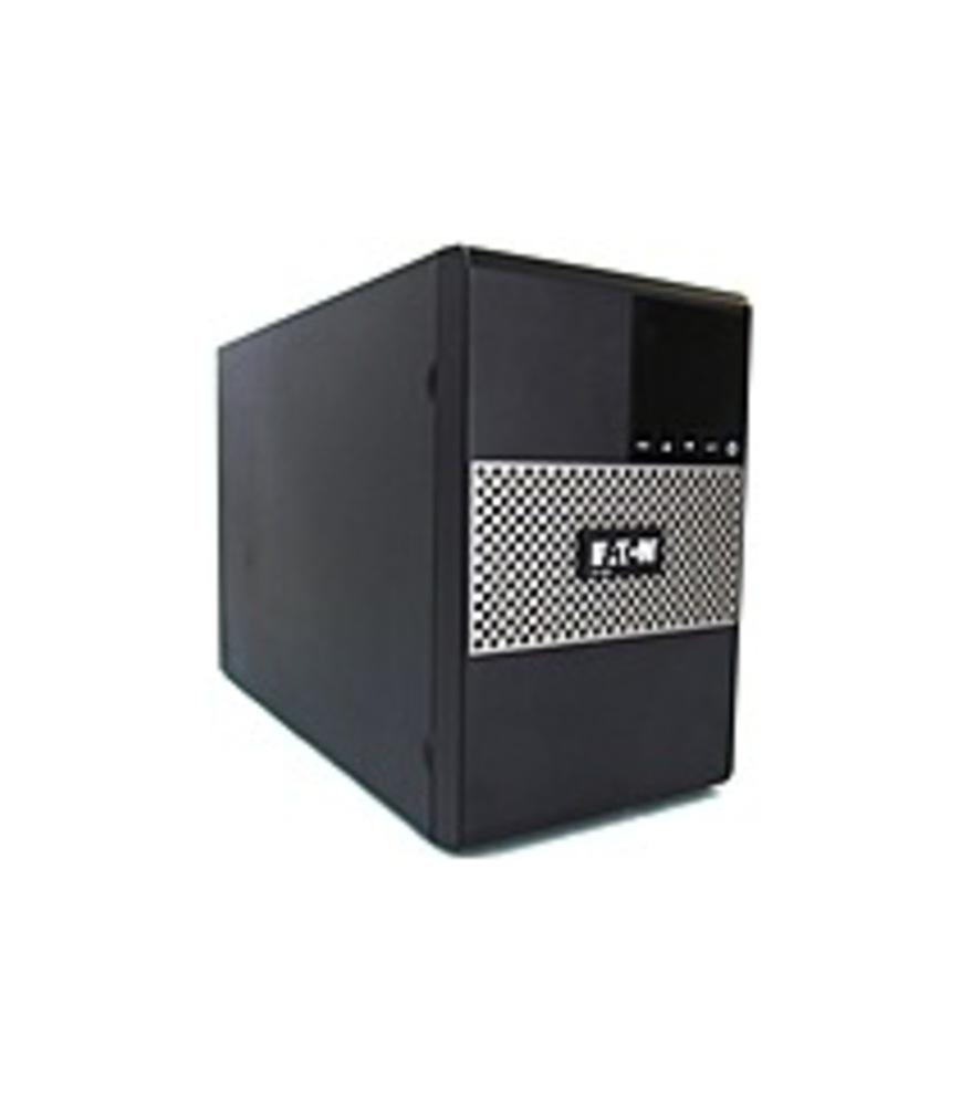 Eaton 5P1000N 5P Tower UPS - 770W - 8 x NEMA 5-15R - 1 x NEMA 5-15P - RS-232 - 100-125V