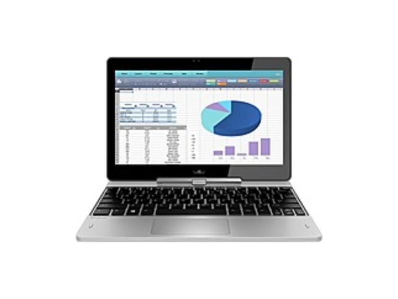 HP EliteBook Revolve G3 M0W33US Notebook PC - Intel Core i5-5300U 2.3 GHz Dual-Core Processor - 4 GB RAM - 256 GB Solid State Drive - 11.6-inch HD Dis