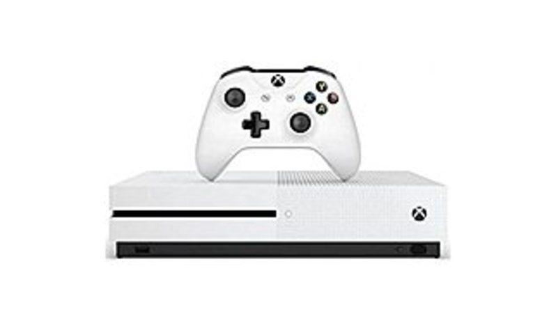 Microsoft 234-00001 1 TB Xbox One S Console - Robot White