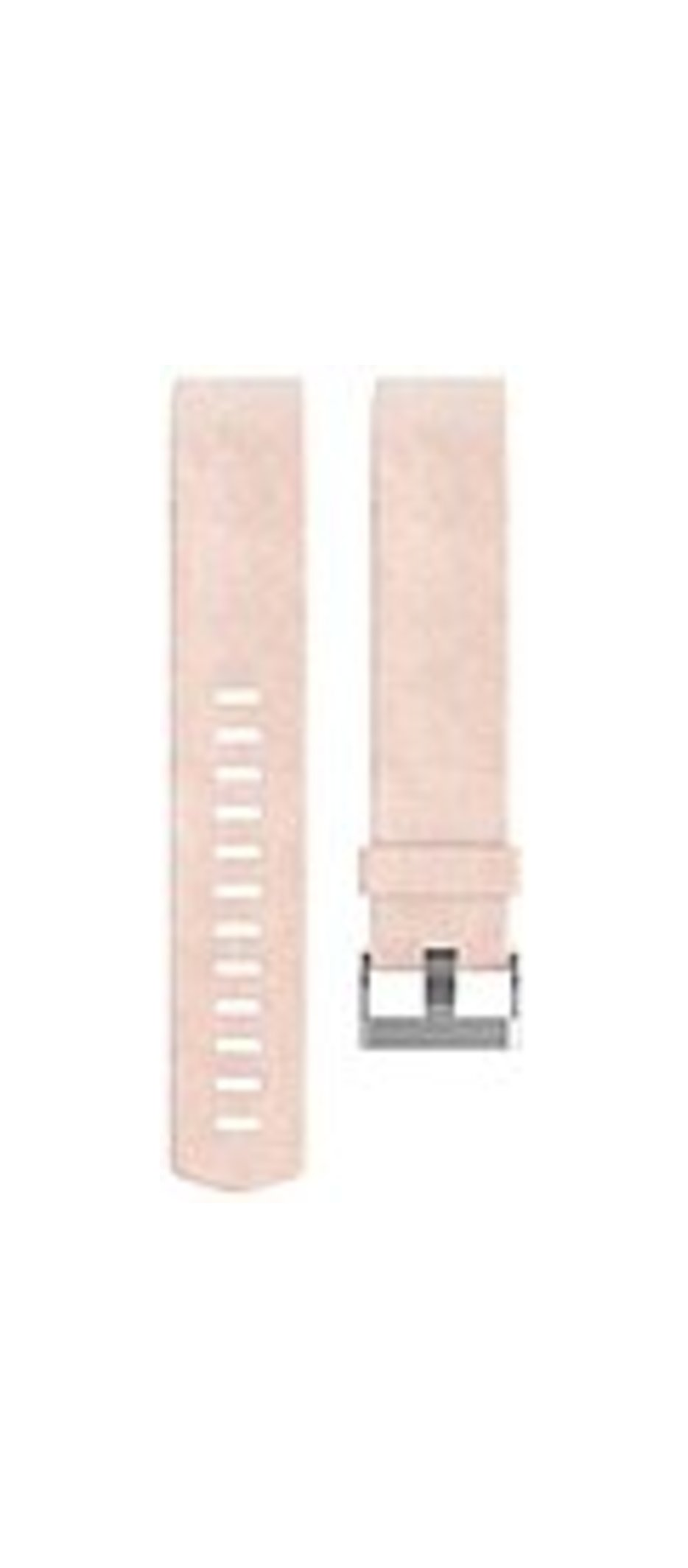 Fitbit Smartwatch Band - Pink - Leather