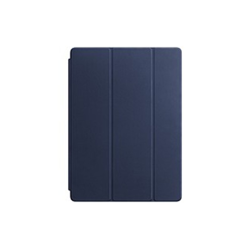 Apple Smart Cover Cover Case Cover for 10.5 iPad Pro - Midnight Blue - Leather