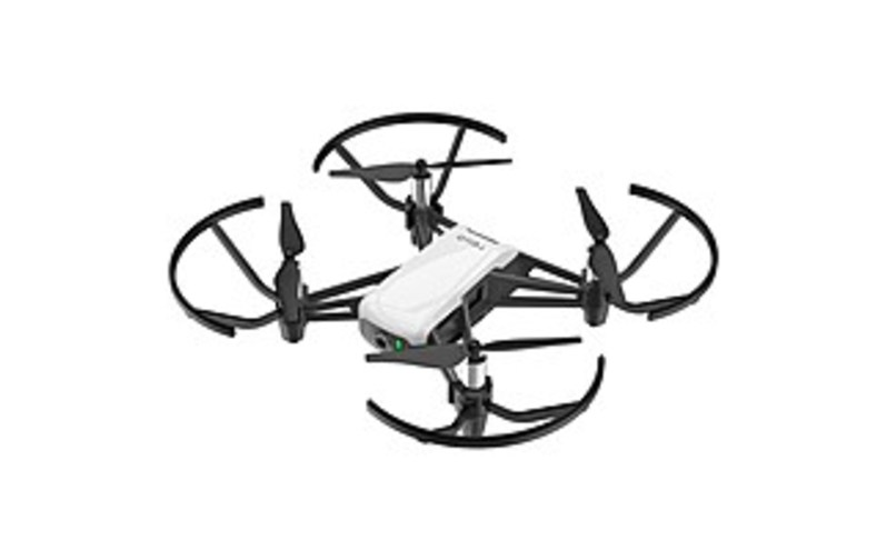 DJI Ryze Tech CP.PT.00000252.01 Tello Quadcopter with 720p Camera - White