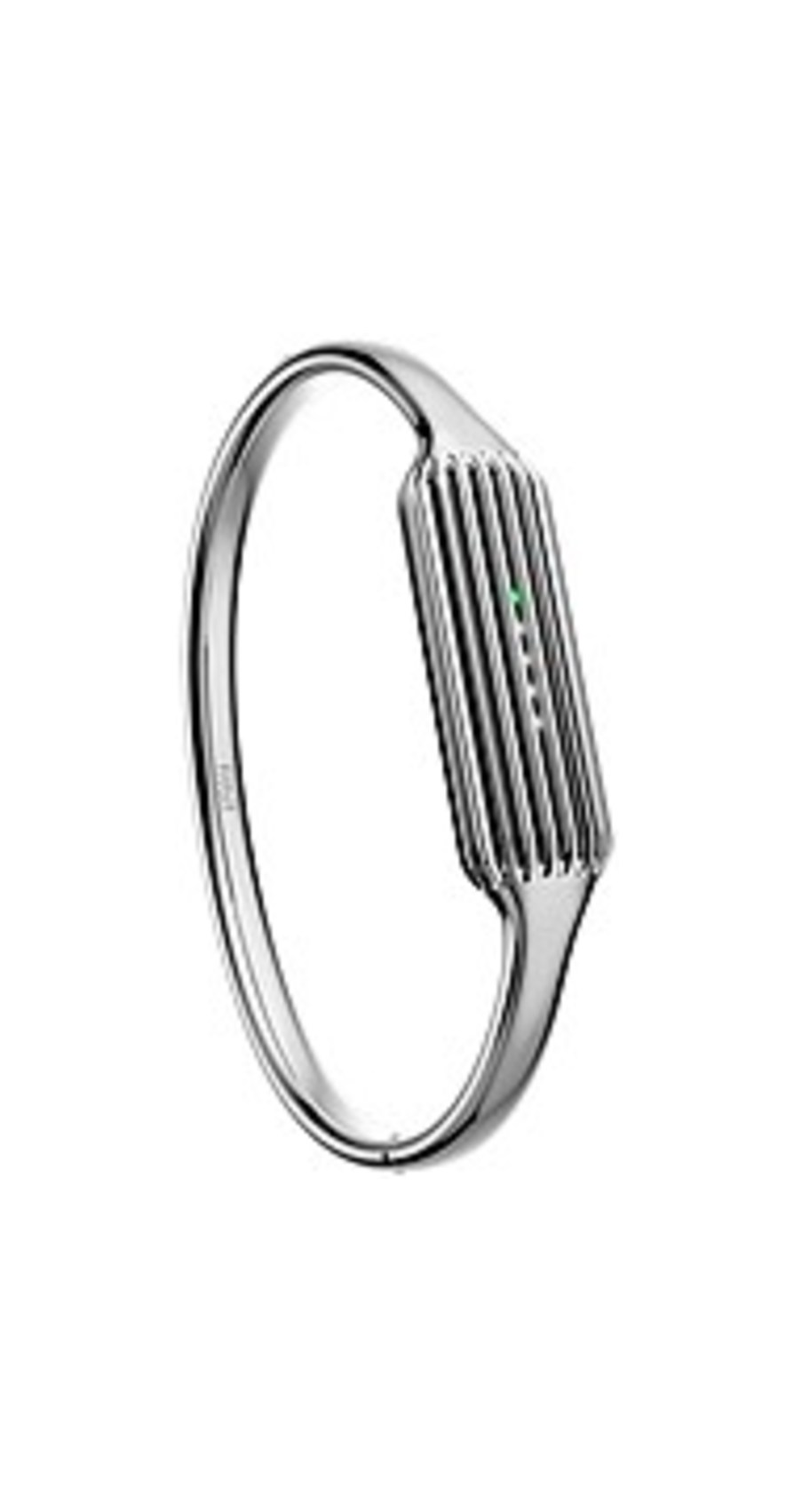 Fitbit FB161MBSRS Bangle for Flex 2 Fitness Tracker - Small - Silver