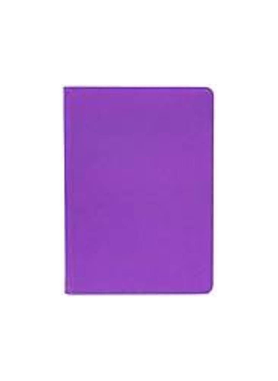 "M-Edge Carrying Case (Folio) for 8"" iPad mini - Purple - Ballistic Nylon, Silicone Strap"