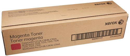 Xerox 006R1177 Toner Cartridge for WorkCentre 7328, 7336, 7345, 73468 Printers - Magenta