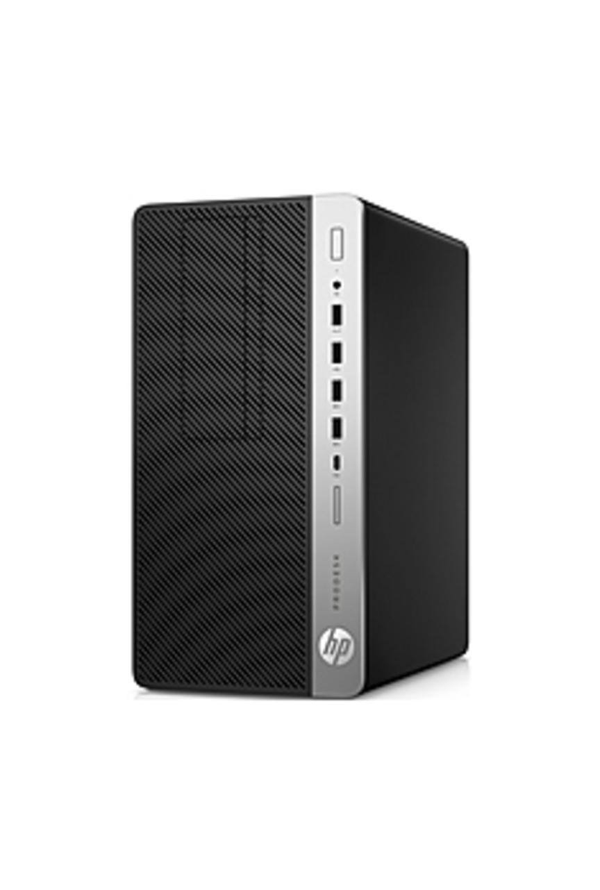 HP 3GL15US ProDesk 600 G3 MT Desktop PC - Intel Pentium G4400 3.3 GHz Dual-Core Processor - 8 GB DDR4 RAM - 1 TB Hard Drive - Windows 10 Professional