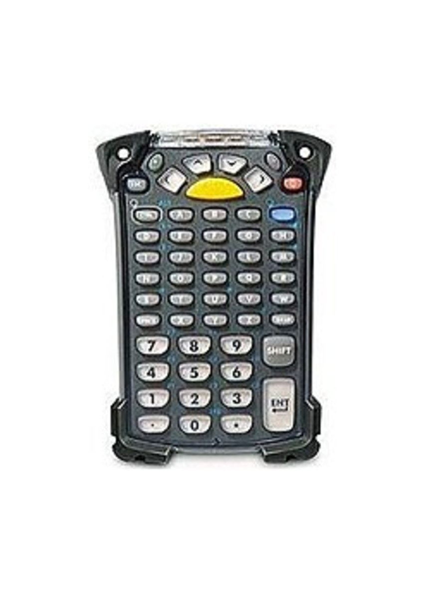 Motorola KYPD-MC9XMS000-01R 53-Key Symbol Keypad for MC9090-G/K Handheld Computer