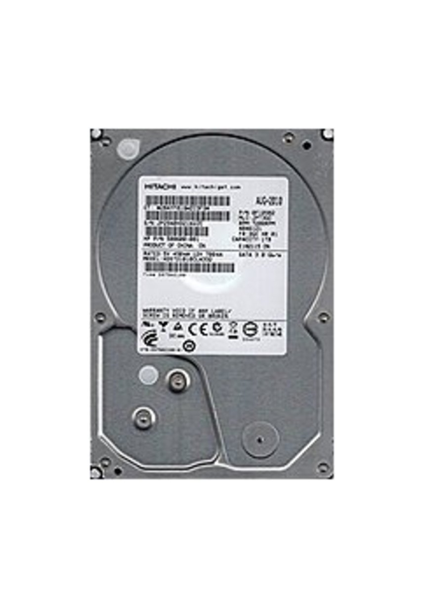 Hitachi 0F10982 1 TB 3.5-inch Internal Hard Drive - SATA 3.0 GBps - 7200 RPM