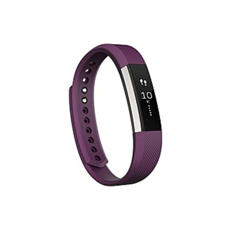 Fitbit Alta Smart Band - Wrist - Accelerometer - Calendar, Silent Alarm, Text Messaging - Sleep Quality, Calories Burned, Steps Taken, Distance Travel