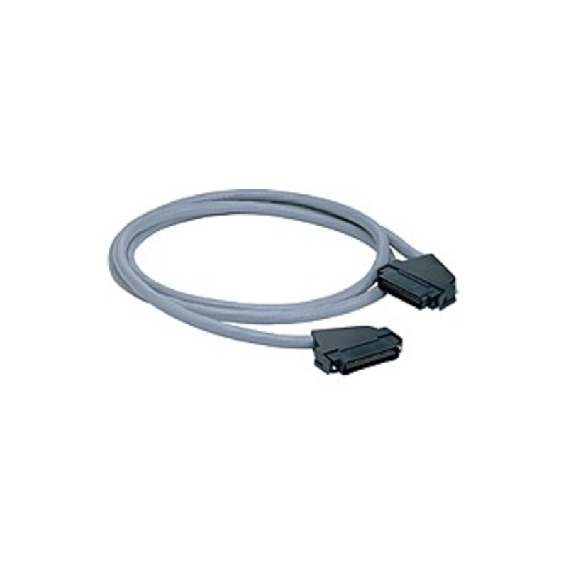 Panduit Cat.5e Patch Network Cable - Category 5e for Network Device - Patch Cable - 6 ft - 1 Pack - 1 x RJ-21 Male Network - 1 x RJ-21 Male Network -