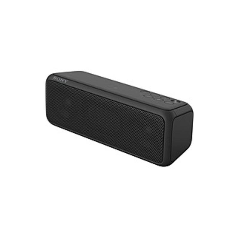 Sony SRS-XB3 2.0 Speaker System - Wireless Speaker(s) - Portable - Battery Rechargeable - Black - 20 Hz - 20 kHz - Bluetooth - Near Field Communicatio