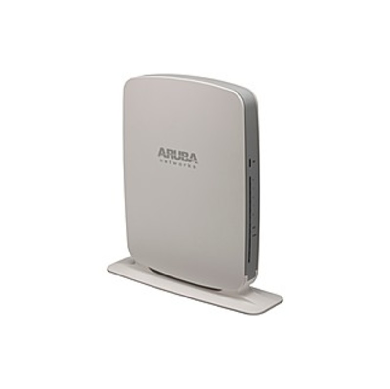 Aruba RAP-155P IEEE 802.11n 450 Mbit/s Wireless Access Point - ISM Band - UNII Band - 5 x Network (RJ-45) - PoE Ports - USB - Wall Mountable, Desktop
