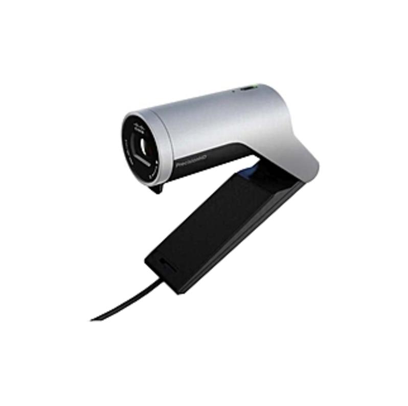 Cisco TelePresence Webcam - 2.7 Megapixel - 30 fps - USB 2.0 - 1280 x 720 Video - CMOS Sensor - Auto-focus - Widescreen - Microphone