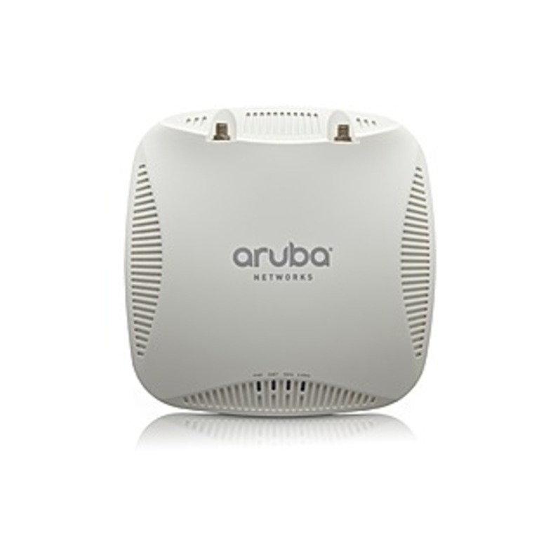 Aruba AP-204-F1 IEEE 802.11ac 867 Mbit/s Wireless Access Point - ISM Band - UNII Band - 2 x Antenna(s) - 2 x External Antenna(s) - 1 x Network (RJ-45)