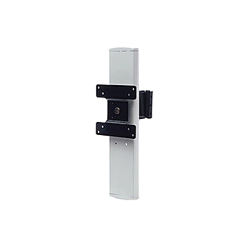 Rubbermaid Mounting Bracket for Flat Panel Monitor - 18 lb Load Capacity