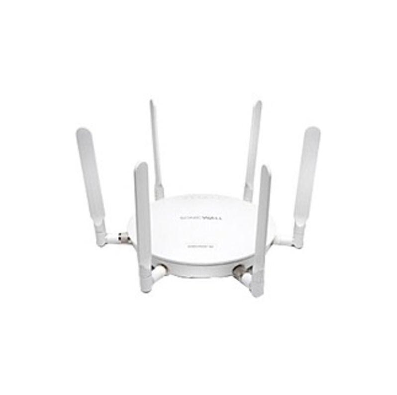 SonicWall SonicPoint N2 IEEE 802.11n 450 Mbit/s Wireless Access Point - 5 GHz, 2.40 GHz - MIMO Technology - Beamforming Technology - 2 x Network (RJ-4