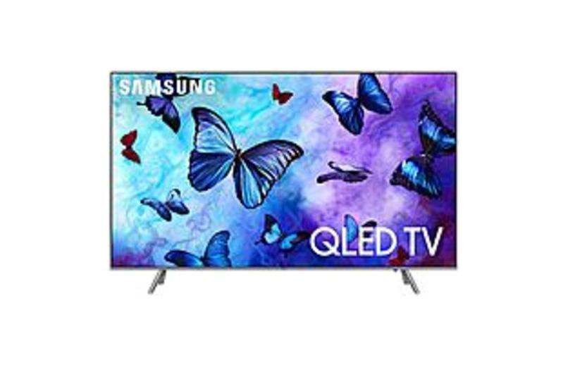 Samsung Q6F QN65Q6FNAF 65-inch 4K Ultra LED Smart TV - 3840 x 2160 - 240 Motion Rate - Quad-Core Processor - Wi-Fi - HDMI