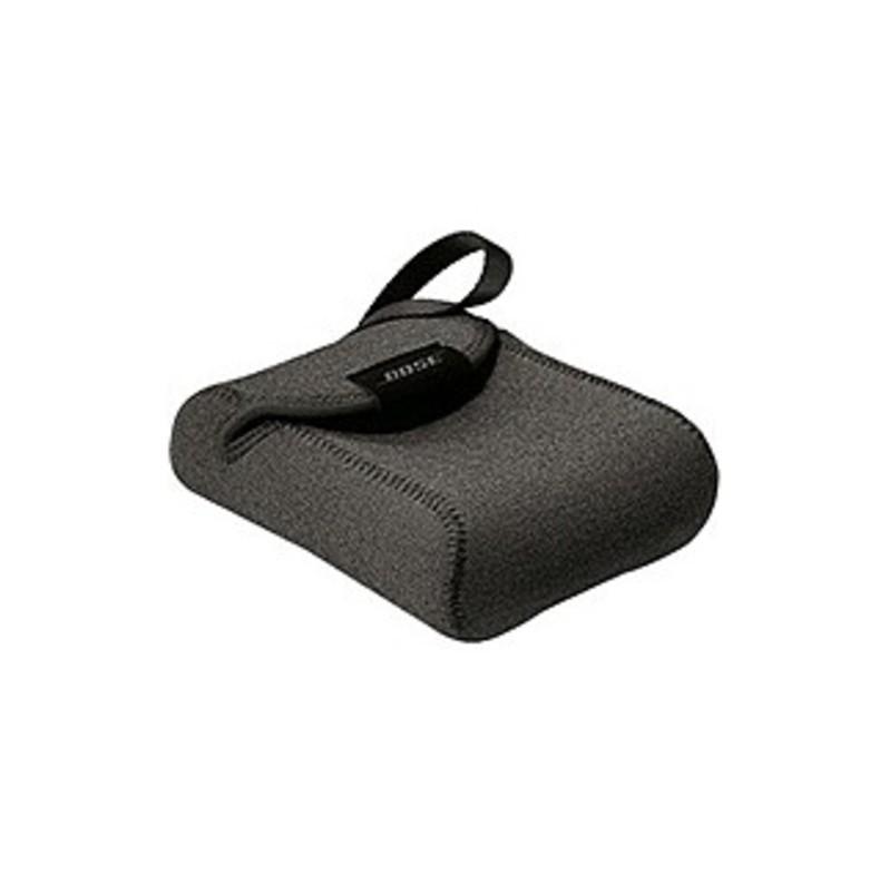 "SoundLink Carrying Case Portable Speaker - Neutral Gray - Scratch Resistant Interior, Nick Resistant Interior - Neoprene - Wrist Strap - 5.3"" Height x"