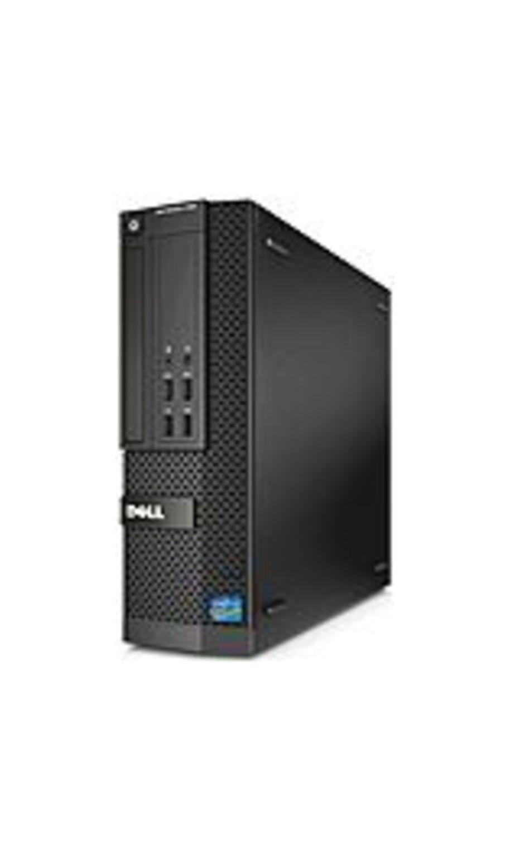 Dell OptiPlex XE2 OXE2-16H8CP2 Small Form Factor Desktop PC - Intel Core i3-4330 3.5 GHz Dual-Core Processor - 4 GB DDR3 SDRAM - 500 GB Hard Drive - W