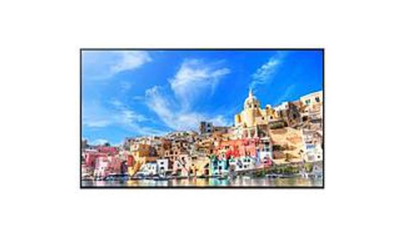 Samsung QM-F Series QM85F 85-inch 4K UHD Commercial Display - 3840 x 2160 - 5000:1 - 60 Hz - 6 ms - HDMI - Black