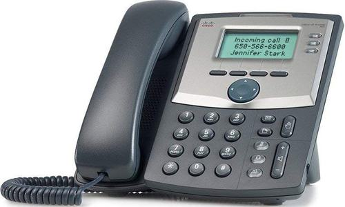Cisco OOMACISCOSPA303 Small Business SPA 303 VoIP Multiline Corded Phone - Black, Silver