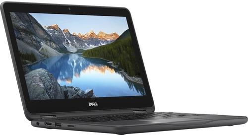 Dell Inspiron 11 3000 3185 I3185-A784GRY-PUS 2-in-1 Notebook PC - AMD A9-9420E 1.8 GHz Dual-Core Processor - 4 GB DDR4 SDRAM - 500 GB Hard Drive - 11.