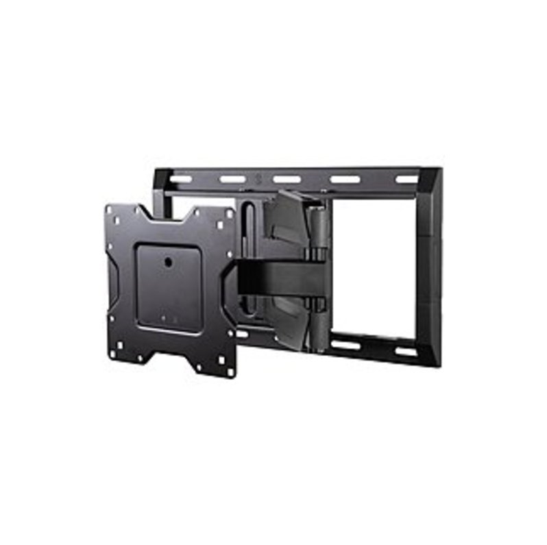 "Ergotron Neo-Flex Mounting Arm for Flat Panel Monitor - 37"" Screen Support - 120 lb Load Capacity - Aluminum - Black"