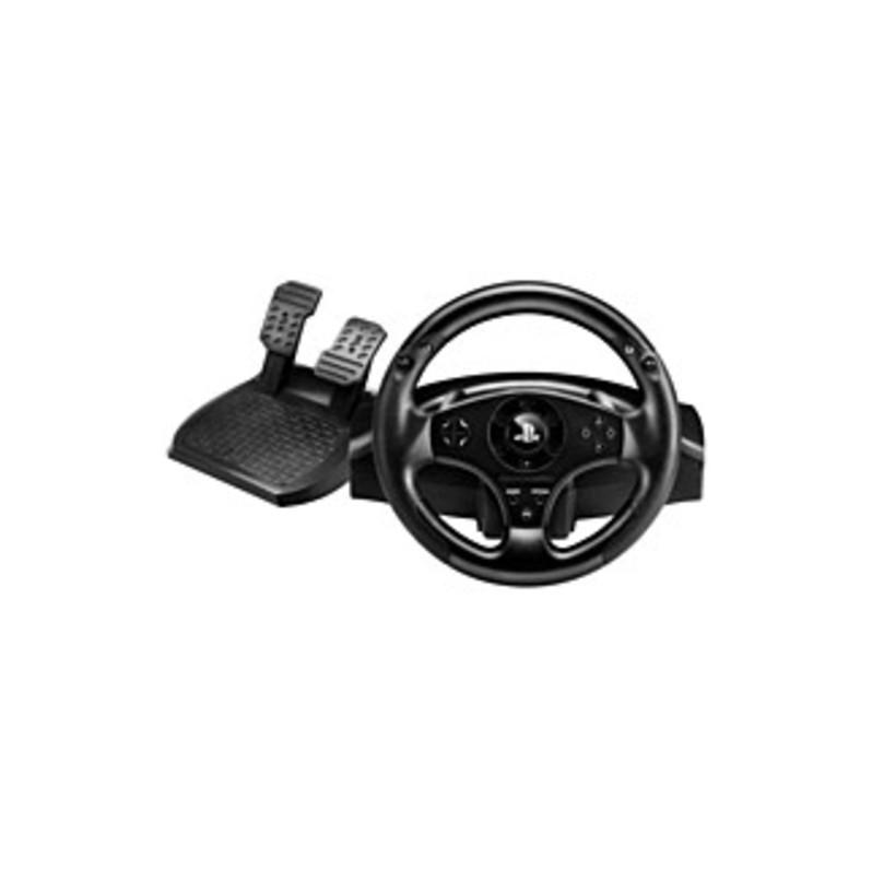 Thrustmaster T80 Racing Wheel - Cable - PlayStation 3, PlayStation 4 - Black