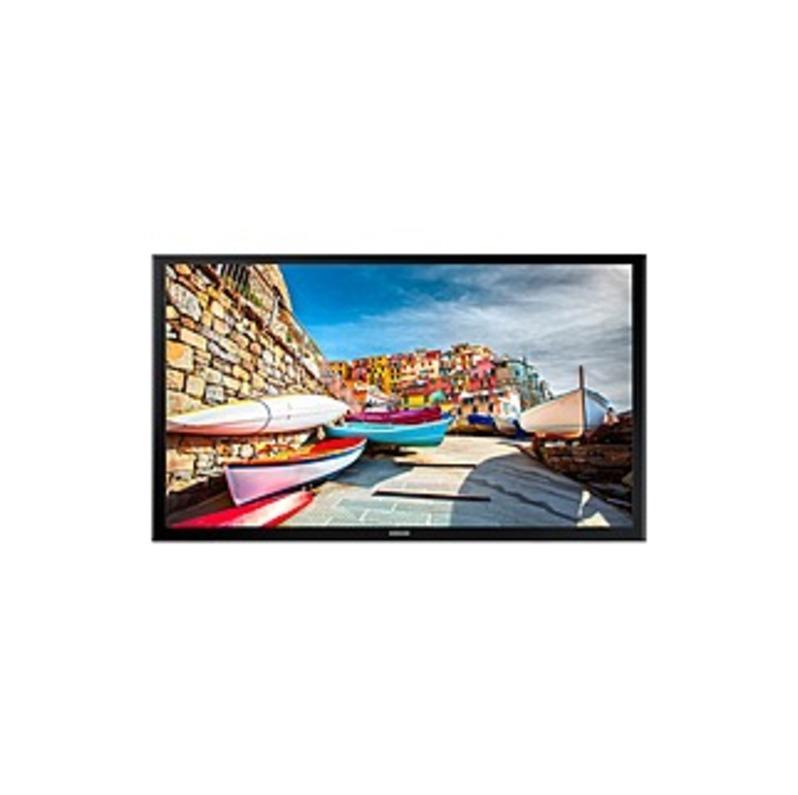 Samsung 473 HG32NE473SF 32-inch LED Hospitality TV - 16:9 - ATSC - 1366 x 768 - Dolby Digital Plus, DTS - 10 W RMS - No Remote - 2 x HDMI - USB