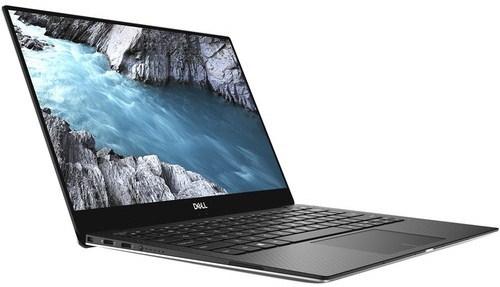 Dell XPS9370-7002SLV-PUS Laptop PC - Intel Core i7-8550U 1.8 GHz Quad-Core Processor - 8 GB LPDDR3 SDRAM - 256 GB SSD - 13.3 inch Display - Windows 10