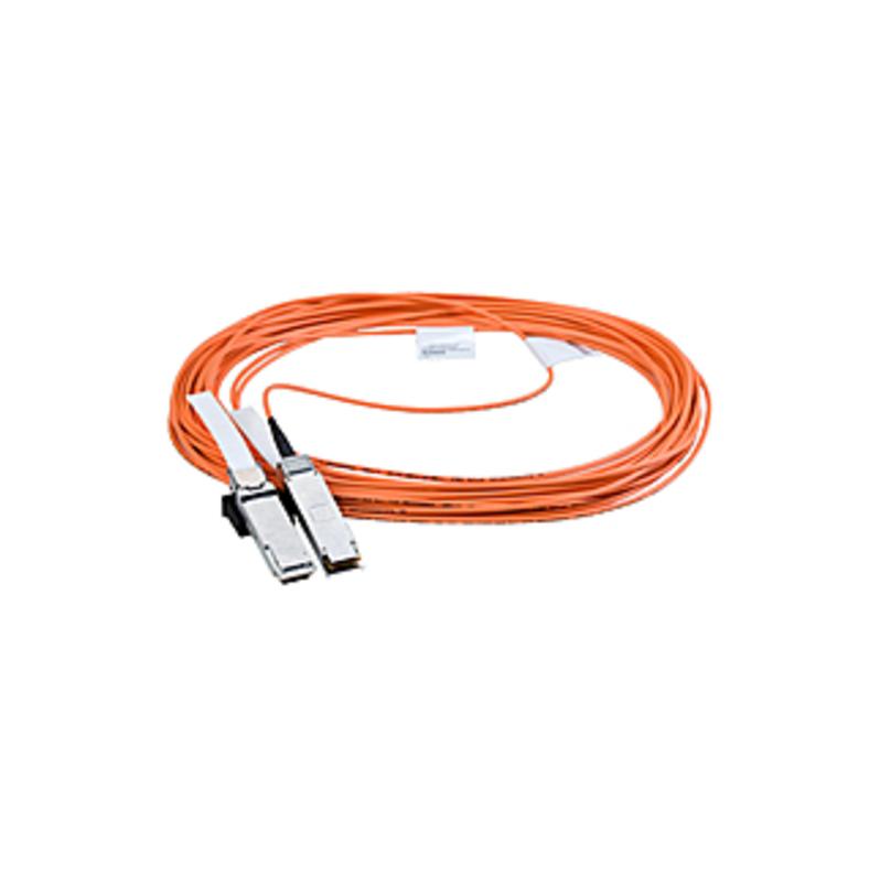 Mellanox MFS4R12CB-050 Fiber Optic Cable - Fiber Optic - 164.04 ft - 1 x QSFP - 1 x QSFP