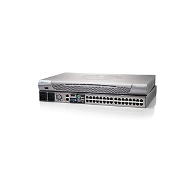 Raritan DKX2-864 Digital KVM Switch - 64 Computer(s) - 1 Local User(s) - 8 Remote User(s) - 1600 x 1200 - 2 x Network (RJ-45)PS/2 Port - 4 x USB - Rac
