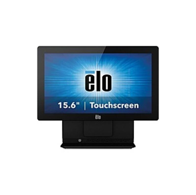 Elo E-Series 15.6-inch (15E2) AiO Touchscreen Computer - Intel Celeron 2 GHz - 4 GB DDR3L SDRAM - 128 GB SSD SATA - Windows Embedded POSReady 7 (64-bi