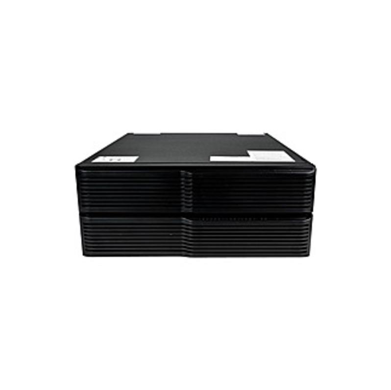 Vertiv Liebert GXT4, 8000VA/7200W, 208/120V On-line, Double-Conversion Rack/Tower Smart UPS with Communication Card - GXT4-240VBATT ; 240VDC external