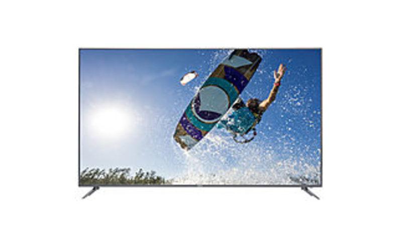 Haier 50UG6550G 50-inch 4K Ultra HD Smart Slim LED TV - 3840 x 2160 - 4000:1 - 60 Hz - HDMI, USB - Black