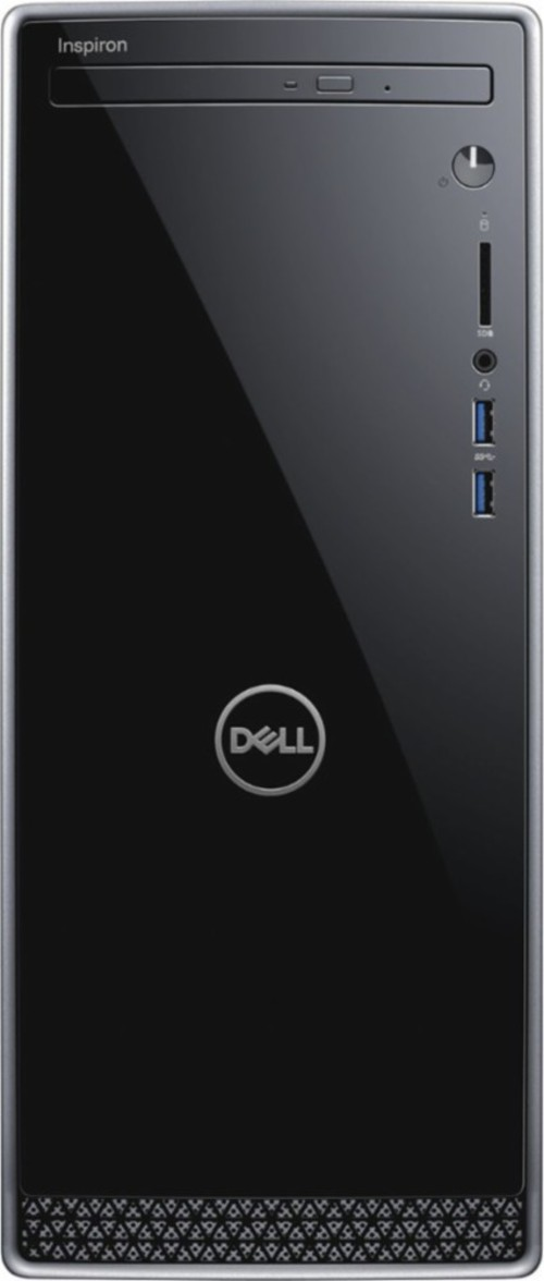 Dell Inspiron 3670 I3670-5750BLK-PUS Desktop PC - Intel Core i5-8400 2.80 GHz Hexa-Core Processor - 12 GB DDR4 SDRAM - 1 TB Hard Drive - Windows 10 Ho