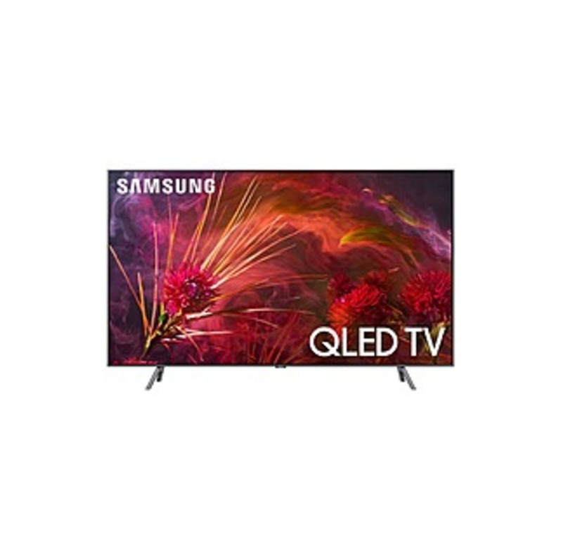 Samsung Q8F QN65Q8FNBF 65-inch 4K Ultra HD LED Smart TV - 3840 x 2160 - Clear Motion Rate 240 - Dolby, Dolby Digital Plus - WI-Fi - HDMI