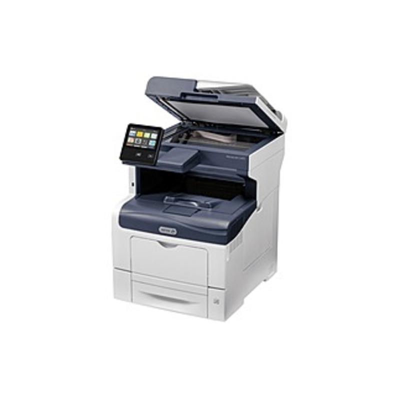 Xerox VersaLink C405/DN Laser Multifunction Printer - Color - Plain Paper Print - Desktop - Copier/Fax/Printer/Scanner - 36 ppm Mono/36 ppm Color Prin (C405_DN_C2) photo