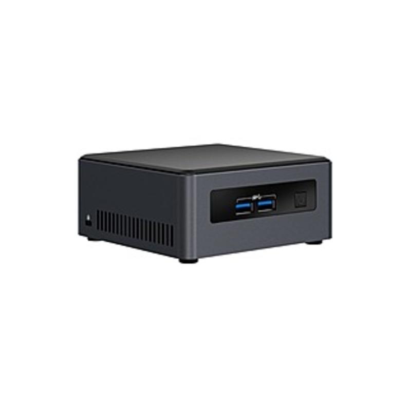 Intel NUC NUC7i5DNHE Desktop Computer - Intel Core i5 (7th Gen) i5-7300U 2.60 GHz DDR4 SDRAM - Mini PC - Intel HD Graphics 620 Graphics - Wireless LAN