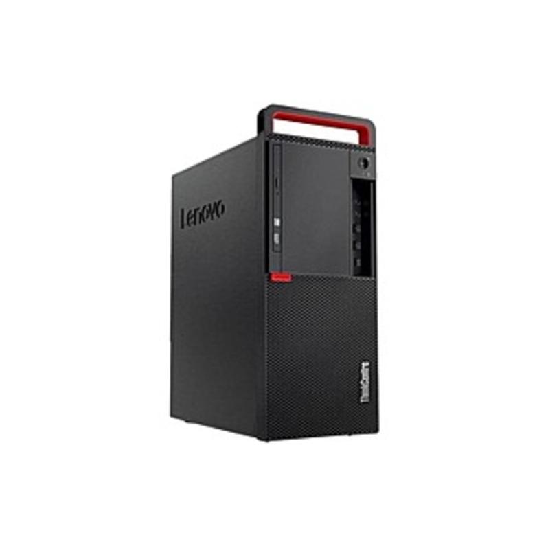 Lenovo ThinkCentre M910t 10MM0031US Desktop Computer - Intel Core i7 (6th Gen) i7-6700 3.40 GHz - 8 GB DDR4 SDRAM - 256 GB SSD - Windows 7 Professiona