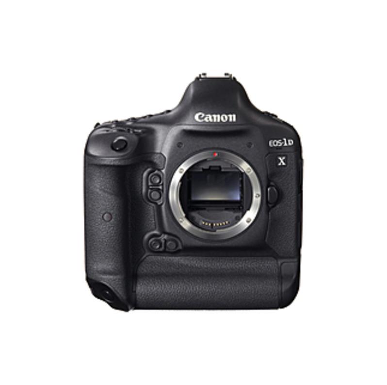 "Canon EOS 1D X 18.1 Megapixel Digital SLR Camera Body Only - Black - 3.2"" LCD - 5184 x 3456 Image - 1920 x 1080 Video - HDMI - PictBridge - HD Movie M"
