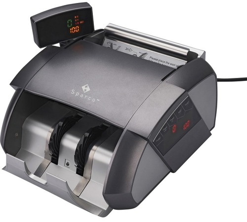 Sparco SPR16011 Automatic Bill Counter with LED Display